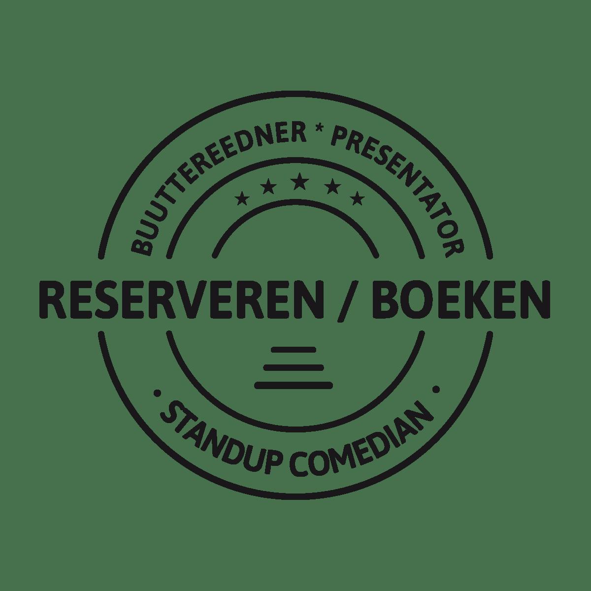 Reserveren - Boeken